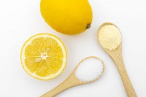 レモンとビタミンC顆粒