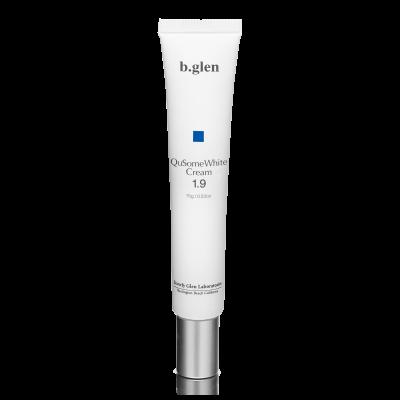 ビーグレンのQuSomeホワイトクリーム1.9商品イメージ