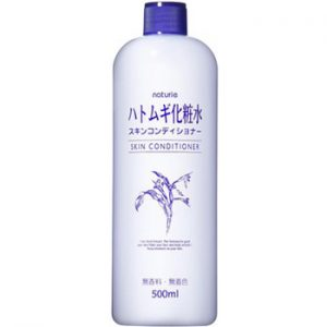 ハトムギ化粧水のイメージ画像