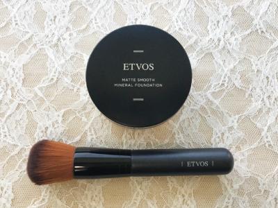 ETVOS マットスムースミネラルファンデーション
