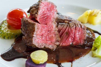お肉の画像