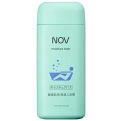 NOV モイスチュアバス 敏感肌用入浴剤の商品画像