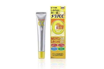 メラノCC薬用しみ集中対策美容液の商品画像
