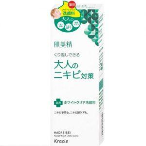 肌美精の大人のニキビ対策薬用洗顔の商品画像