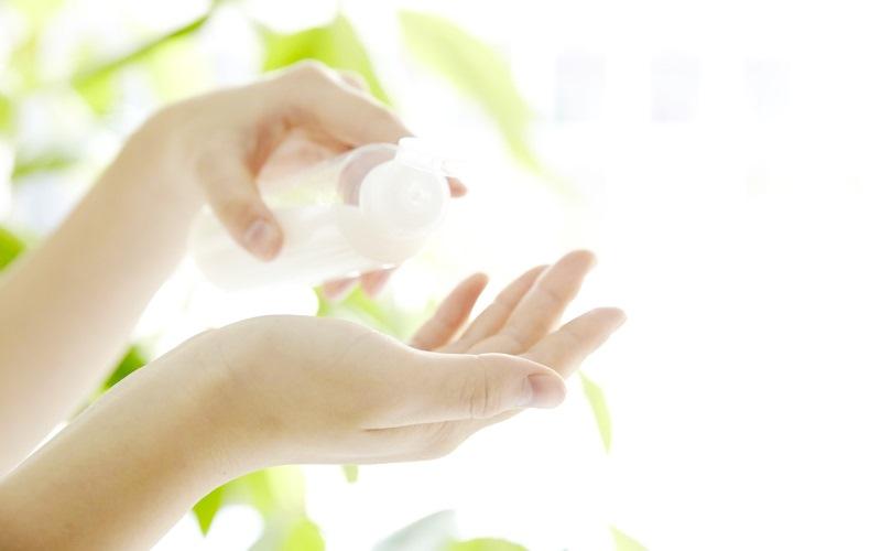 朝の洗顔やスキンケアの基本