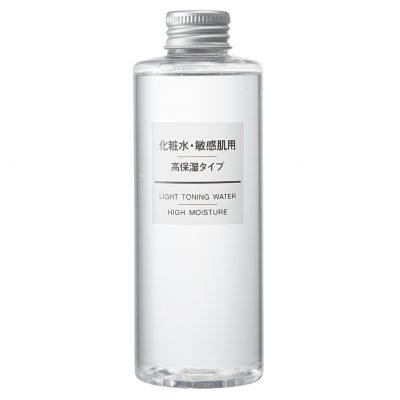 無印良品 敏感肌用高保湿タイプ化粧水の画像