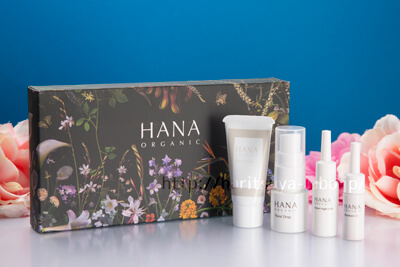 HANAオーガニックのモイスチャートライアル商品イメージ