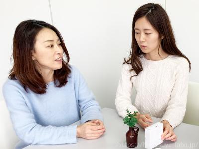 議題3「オルビスユーモイスチャーについて」 宮本 佐藤