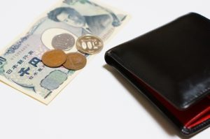 財布とお金